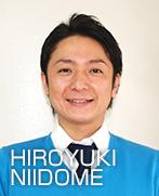 HIROYUKI NIIDOME