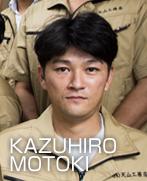 KAZUHIRO MOTOKI
