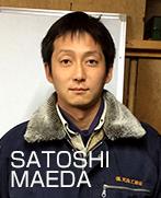 SATOSHI MAEDA